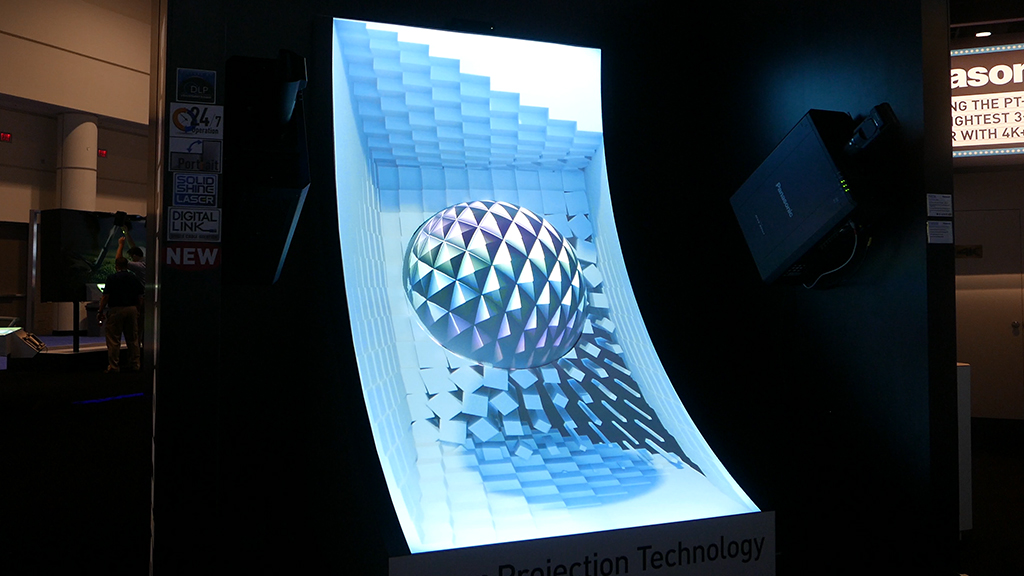 Interactive Digital Sphere