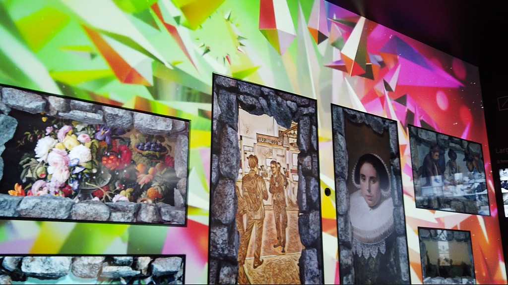 ISE 2019  VIRTUAL ART MUSIUM